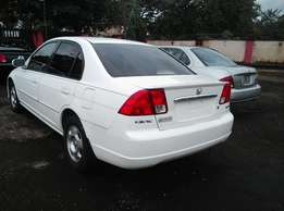Foreign Used Honda Civic - 2005 For Sale