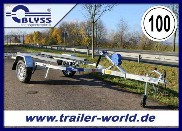 Blyss Jetski 436x154x60cm Anhänger 750 kg GG