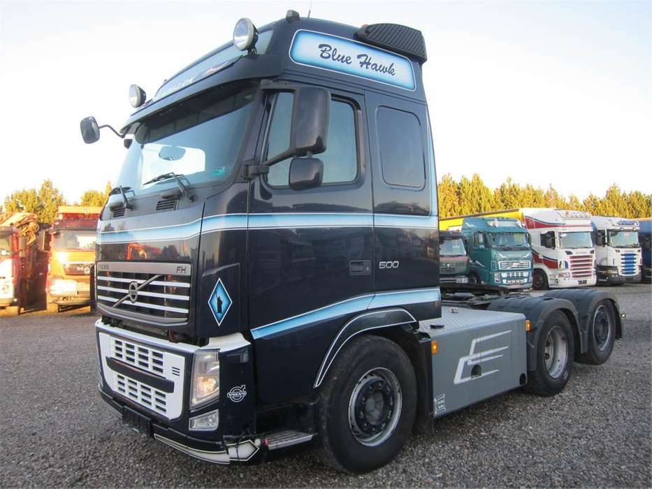 Volvo Fh500 6x2 Hydraulik Euro 5 - 2012