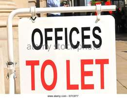 Office to let jhb Mayfair- immediate occupation