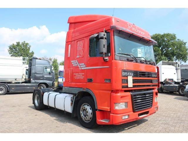 DAF XF 95.430 EURO 2 (MANUAL DIESEL INJECTION POMP) - 1998