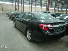 Toyota Camry 2012 (like tokunbo)