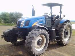2013 New Holland T6050