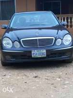 Nigerian used Mercedes Benz E500 for sale