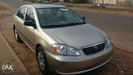 Just Cleared Foreign Used 2008 Toyota Corolla For Sale