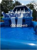 Face painting,water slides,clowns,slide,clown for hire