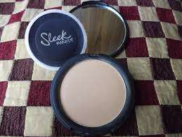 Sleek superior cover pressed powder