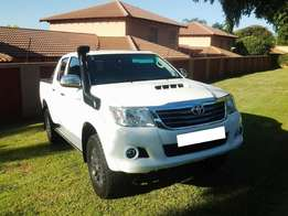 2013 Toyota Hilux 3.0 D4D 4x4 Raider AT with 100919 km's