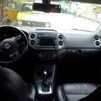 Give away price for a clean VW Tiguan