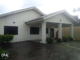 3bedroom bungalow for sale at woji near ykc junction