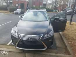 Foreign used Jeep RX350 Lexus 2017