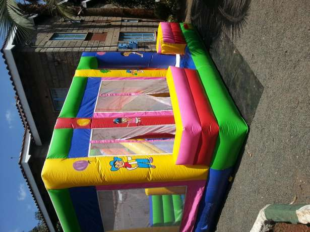 Sliding bouncing castle for hire and tents Ruaka - image 5