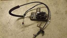 vw polo 9N automatic gear selector