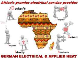 German electrical, high quality services