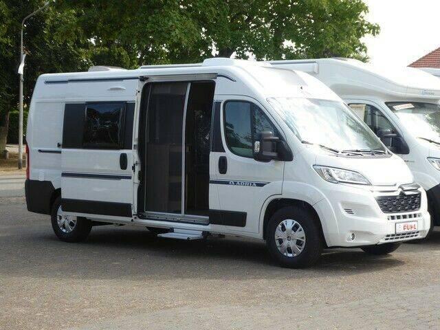 Adria Twin 600 SPT Family 4 Schlafplätze, Markise.ESP, - 2019
