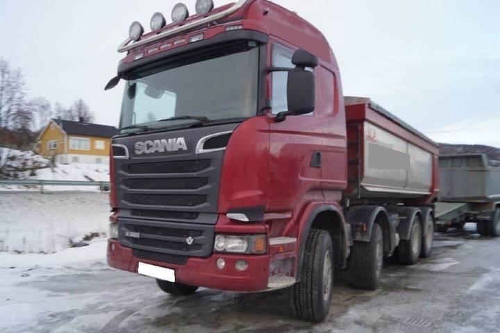 Scania R560 - 2014