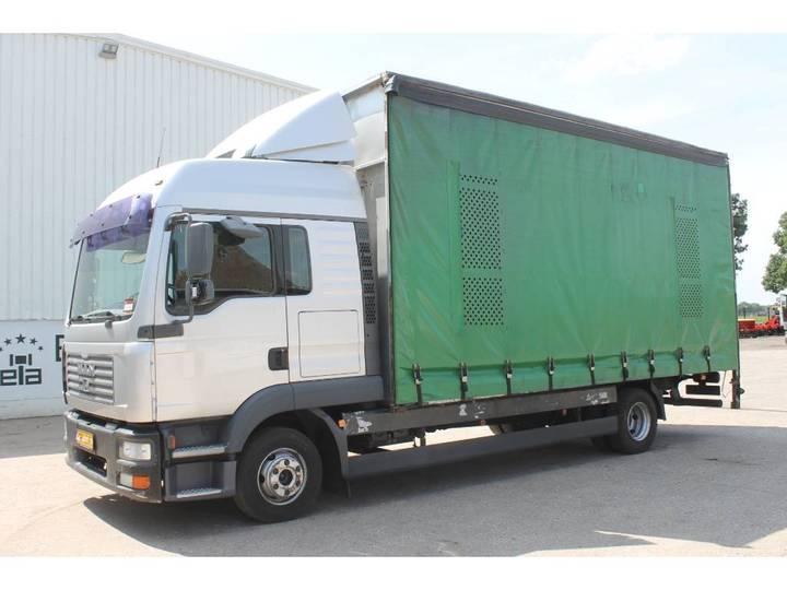 MAN TGL12.240 Vrachtwagen - 2005