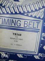 timing belt for fiat and ranault
