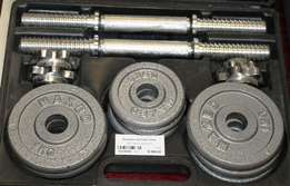 Set 15kgs Weights S023850d