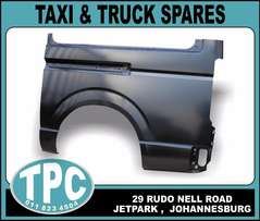 Toyota Quantum 1/2 Side PANEL SKIN - Left Rear - New Replacement Parts