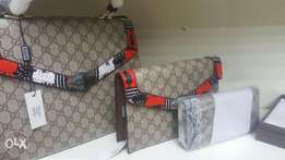 Gucci 3 in 1 set for ladies