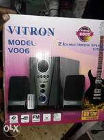 Vitron 2.1 chanel woofer