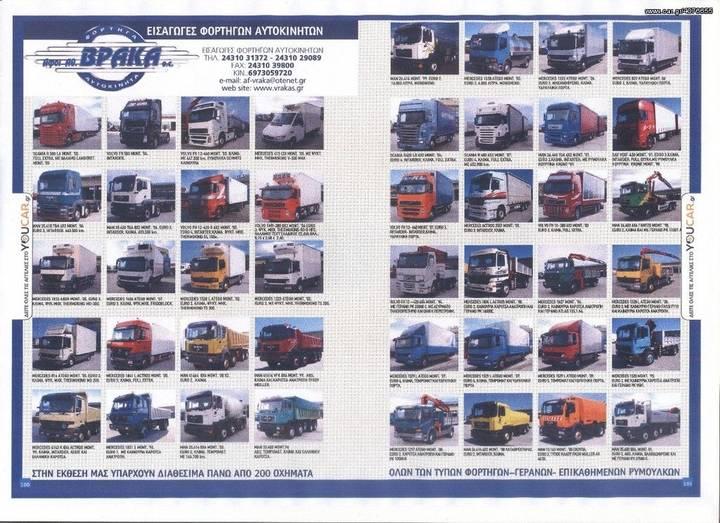 ALLO ADEIES DCH '13 dump truck - 2013