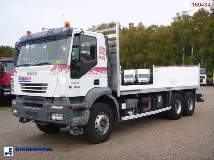 Iveco AD260T35 6x4 platform/chassis - 2006