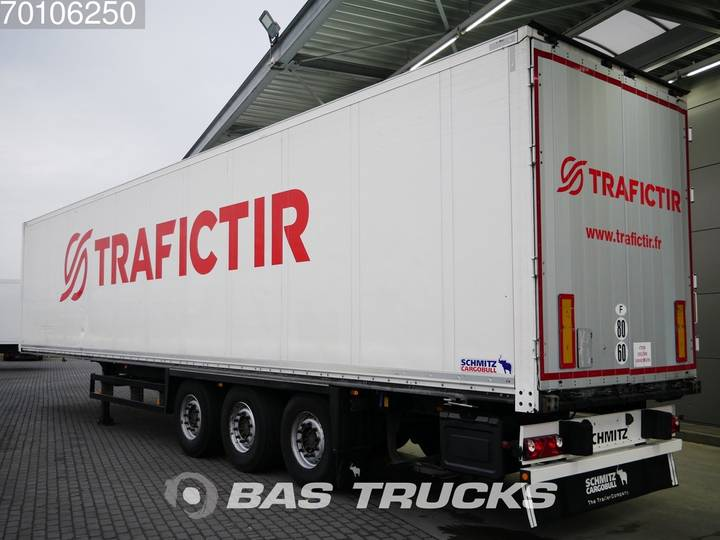 Schmitz Cargobull SCB*S3B Doppelstock - 2012