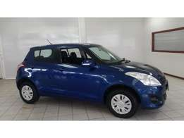 Suzuki Swift hatch 1.2 GL for sale R 48 900