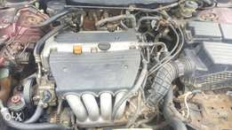 Honda accord 2004 baked once for sale