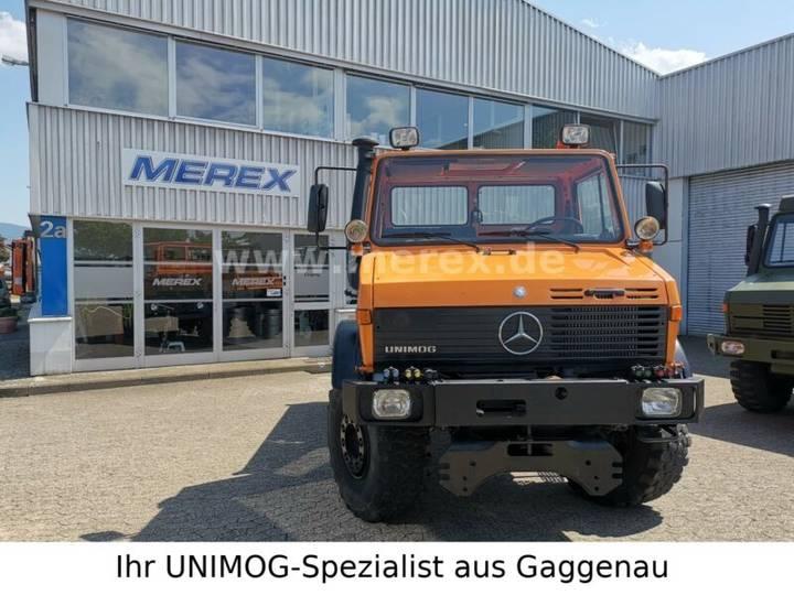 Unimog U1650 wie neu! - 1999