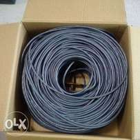 D-Link CAT 6 Networking Cable 305 Meter in box