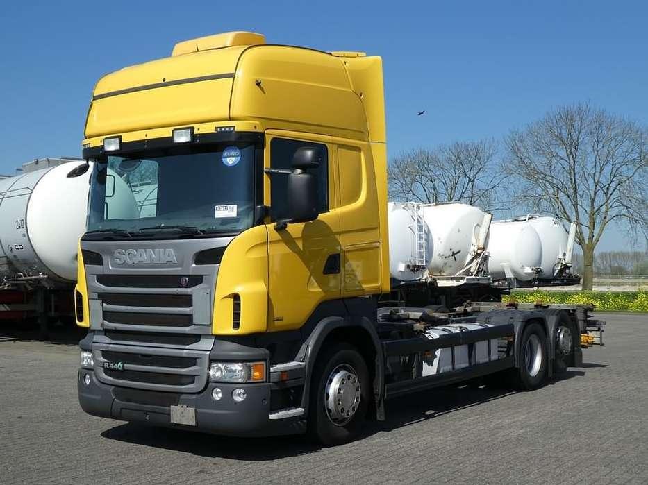 Scania R440 tl mnb ret. euro 6 - 2013