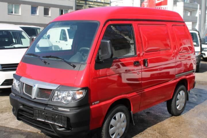 Piaggio Porter Kasten (Daihatsu HiJet ) Servolenkung ESC