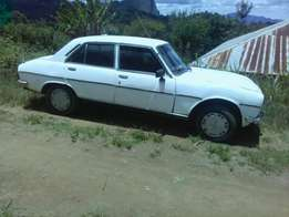 Revamped Classic Peugeot 504 on offer