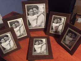 Variety of Photo Frame sets