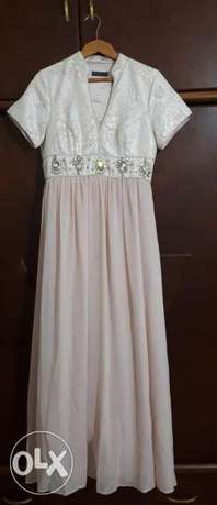 Evening dress from ksa worn once size M