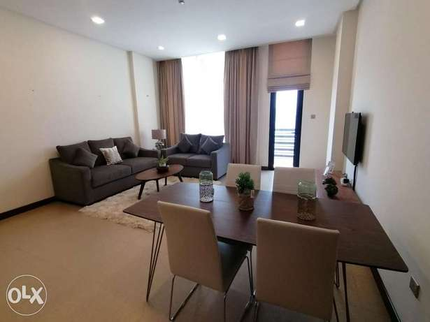 Luxurious 2 BR FF+Balcony + internet+Housekeeping in Juffair For Rent