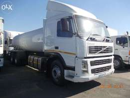 volvo water tank trucks for sale