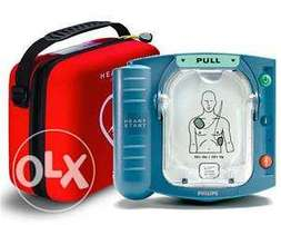 Philip Heart Start Defibrillator