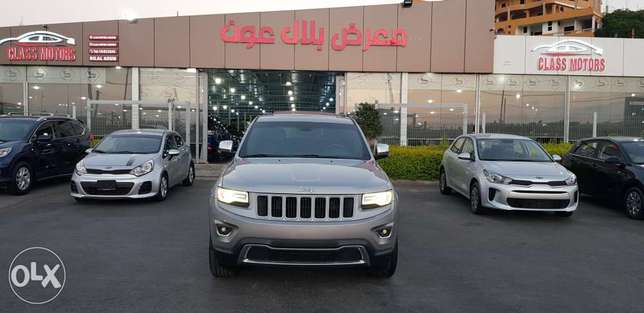 2015 Jeep Grand Cherokee Limited Plus V6. CLEAN CARFAX