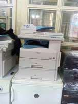 Clearance sale ricoh mp 171 A4 basic copier machines