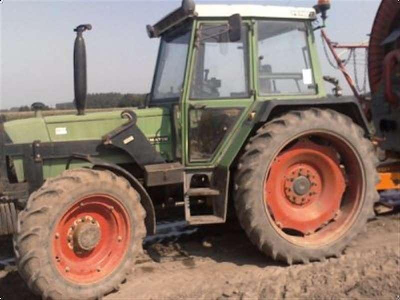 Fendt 308 Ls - 1984