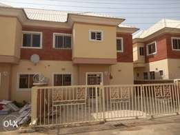 To let in brick city estate in kubwa a buja