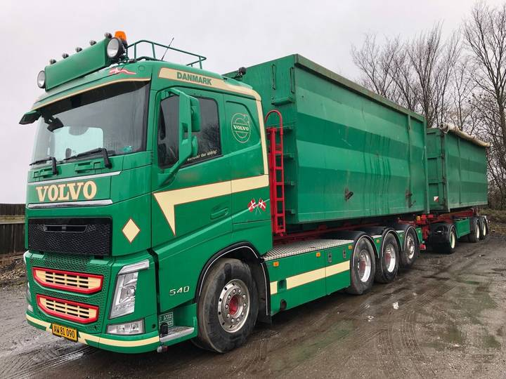 Volvo FH540 - 2017
