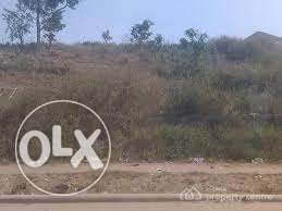 4600m2 commercial land for sale in katampe main. N120m