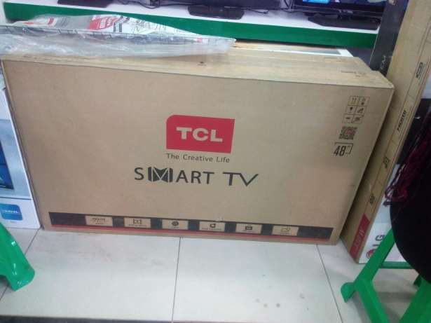 tcl 48 smart digital tv Nairobi CBD - image 1