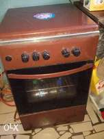 Atlas gas with oven and grill