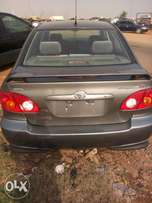 """Foreign Used Corolla""""S"""" for Sale"""